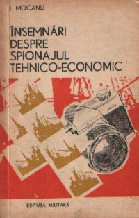 Insemnari despre spionajul tehnico-economic