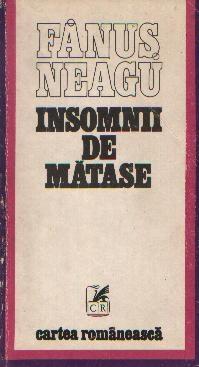 Insomnii de matase
