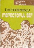 Inspectorul sef, Volumul al II-lea