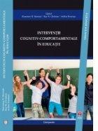 Interventii cognitiv comportamentale educatie Ghid