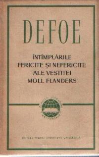 Intimplarile fericite si nefericite ale vestitei Moll Flanders, editia a II-a