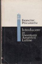 Introducere in literatura Americii Latine