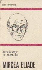 Introducere in opera lui Mircea Eliade