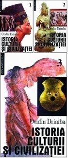 Istoria culturii si civilizatiei (volumele I, II, III)