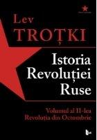 Istoria Revolutiei Ruse. Volumul al II-lea. Revolutia din Octombrie