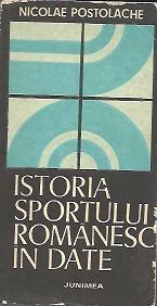 Istoria sportului romanesc in date