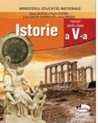 Istorie, manual clasa a V-a + CD