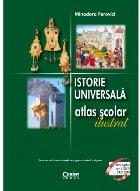 Istorie universală. Atlas şcolar ilustrat / Perovici