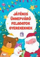 Játékos ünnepváró feladatok gyerekeknek 6+