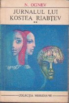 Jurnalul lui Kostea Riabtev, Volumul al II-lea - Nikpetoj se Regaseste
