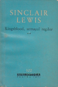 Kingsblood, urmasul regilor, Volumul al II-lea