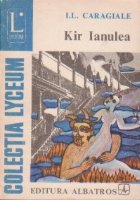Kir Ianulea Nuvele povestiri
