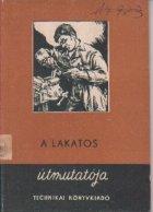 lakatos utmutatoja (Calauza lacatusului limba