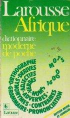 Larousse Afrique - Dictionnaire moderne de poche