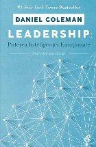 Leadership: puterea inteligenței emoționale