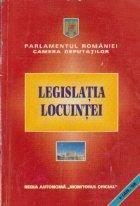 Legislatia locuintei