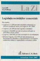 Legislatia societatilor comerciale (actualizat 2007)
