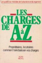 Les charges de A a Z