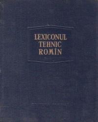 Lexiconul tehnic romin (elaborare noua) (15) (Rh-Sir)