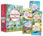 Lift-the-flap questions and answers slipcase