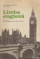 Limba engleza - manual pentru clasa a IX-a (anul V de studiu)