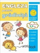 Limba engleza pentru gradinita. Grupa mare 5-6 ani. Workbook