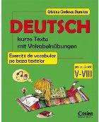 Limba germana. Exercitii de vocabular pe baza textelor