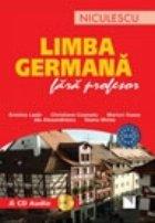 Limba germana fara profesor (include CD audio)