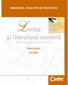 Limba şi literatura română / Iancu - Manual pentru clasa a XI-a