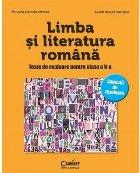 LIMBA SI LITERATURA ROMANA. Teste de evaluare pentru clasa a V-a