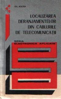 Localizarea deranjamentelor din cablurile de telecomunicatii