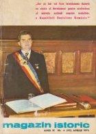 Magazin Istoric, Nr. 4 - Aprilie 1975