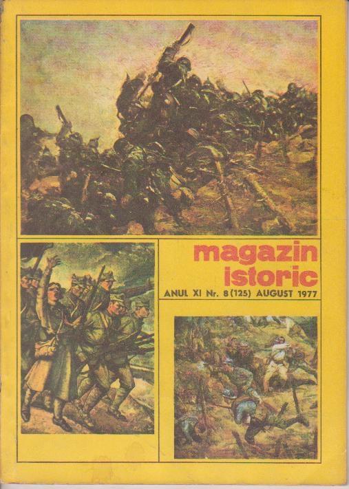 Magazin Istoric, August 1977