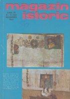 Magazin istoric, Nr. 12 - Decembrie 1969