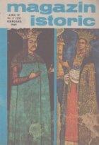 Magazin istoric, Nr. 2 - Februarie 1969