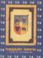 Magazin istoric, Nr. 1 - Ianuarie 1985