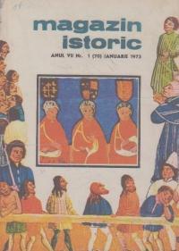 Magazin istoric, Ianuarie 1973