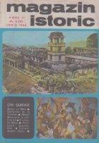Magazin istoric, Nr. 6 - Iunie 1968