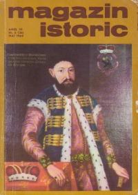 Magazin istoric, Nr. 5 - Mai 1969