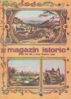 Magazin istoric, Nr. 3 - Martie 1985