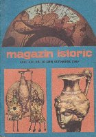 Magazin istoric, Nr. 10 - Octombrie 1988