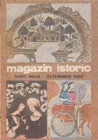 Magazin Istoric, Nr. 10 - Octombrie 1992