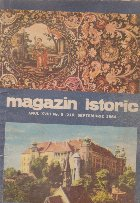 Magazin istoric, Septembrie 1984