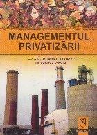 Managementul privatizarii