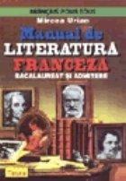Manual literatura franceza pantru bacalaureat
