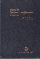 Manual de probe functionale clinice