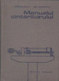 Manualul cintaritorului