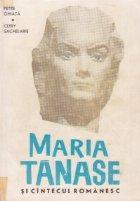 Maria Tanase si cintecul romanesc