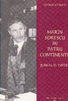 Marin Sorescu patru continente Jurnal
