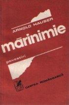 Marinimie - Povestiri